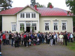 Midsommarfest på Midgård/Bebbe 2015